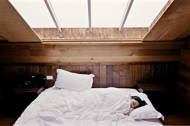 mit schlaf abnehmen